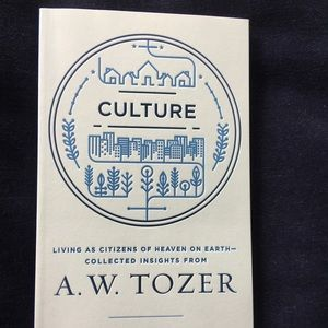 Other - NEW Book: Culture, by Tozer